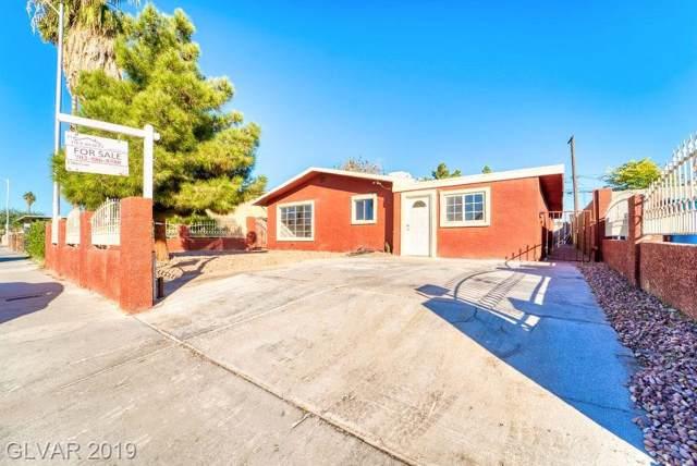 3104 Tabor Avenue, Las Vegas, NV 89030 (MLS #2150348) :: Hebert Group | Realty One Group