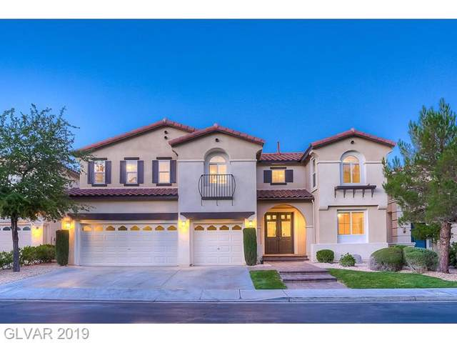 2896 Carmelo, Henderson, NV 89052 (MLS #2150409) :: Signature Real Estate Group