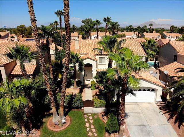 2010 Spruce Brook, Henderson, NV 89074 (MLS #2150422) :: The Snyder Group at Keller Williams Marketplace One