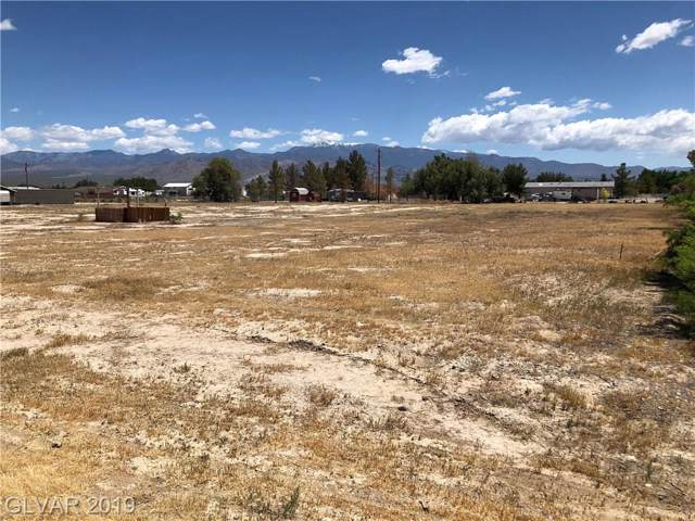 4801 S Melissa, Pahrump, NV 89048 (MLS #2150451) :: Trish Nash Team