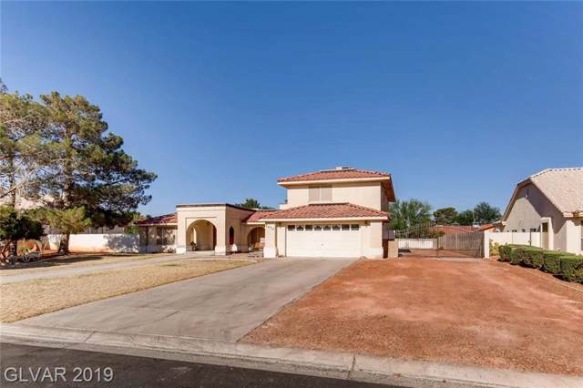 7470 Rancho Destino Road, Las Vegas, NV 89123 (MLS #2150458) :: Helen Riley Group | Simply Vegas