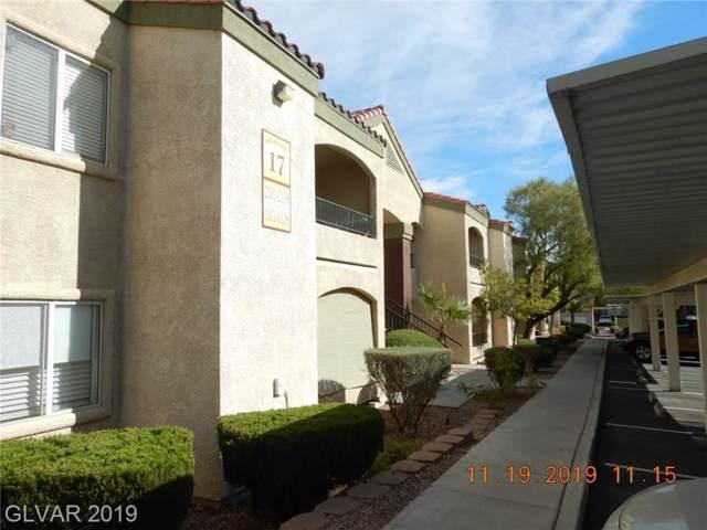7885 Flamingo #1102, Las Vegas, NV 89147 (MLS #2150508) :: Brantley Christianson Real Estate