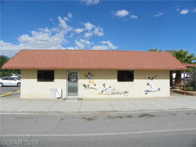 309 S Moapa Valley Bl, Overton, NV 89040 (MLS #2150535) :: The Snyder Group at Keller Williams Marketplace One