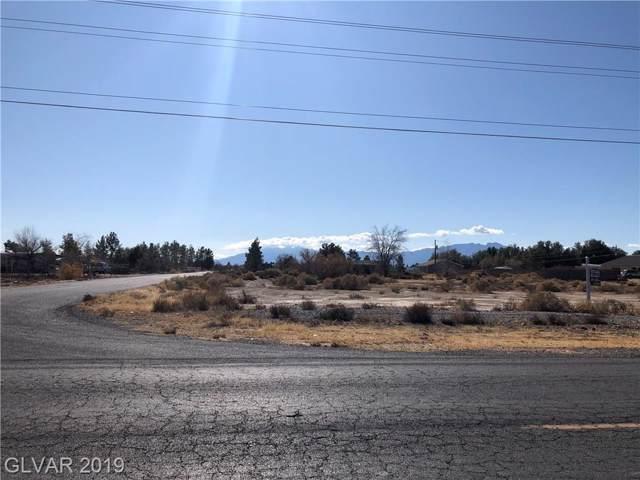 2391 W Mesquite, Pahrump, NV 89060 (MLS #2150540) :: Performance Realty