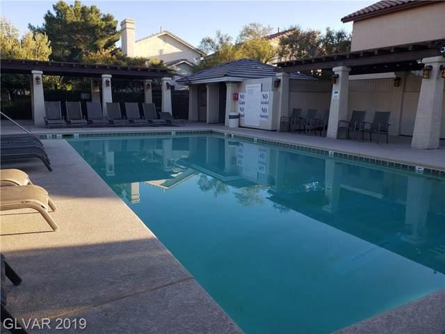 1116 Milpas, Las Vegas, NV 89134 (MLS #2150541) :: Brantley Christianson Real Estate