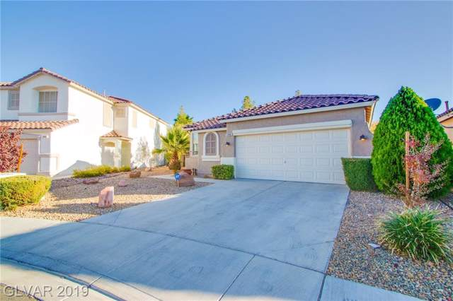 3143 Diamond Crest, Henderson, NV 89052 (MLS #2150560) :: The Snyder Group at Keller Williams Marketplace One