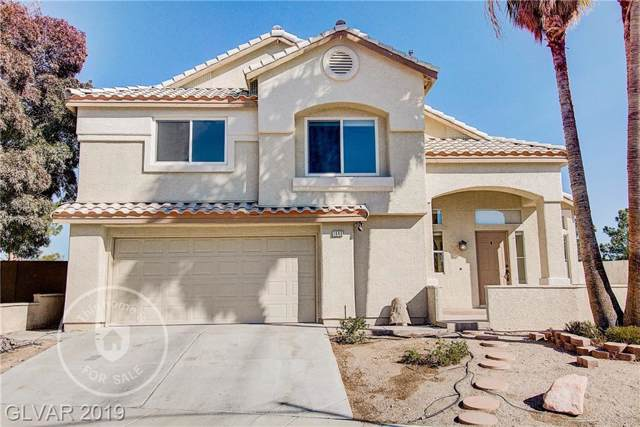 1848 Pacific Terrace, Las Vegas, NV 89128 (MLS #2150585) :: Trish Nash Team