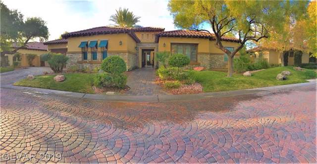 6 Mezza Luna, Henderson, NV 89011 (MLS #2150596) :: Signature Real Estate Group