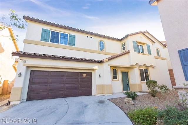 8341 Rygate, Las Vegas, NV 89178 (MLS #2150597) :: Signature Real Estate Group