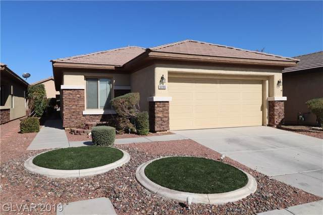 6096 Saddle Horse, Las Vegas, NV 89122 (MLS #2150599) :: Signature Real Estate Group