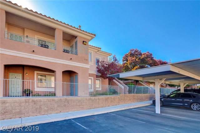10525 Autumn Pine #103, Las Vegas, NV 89144 (MLS #2150610) :: Hebert Group   Realty One Group