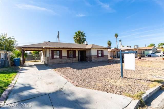 1110 Norman, Las Vegas, NV 89104 (MLS #2150667) :: Hebert Group | Realty One Group