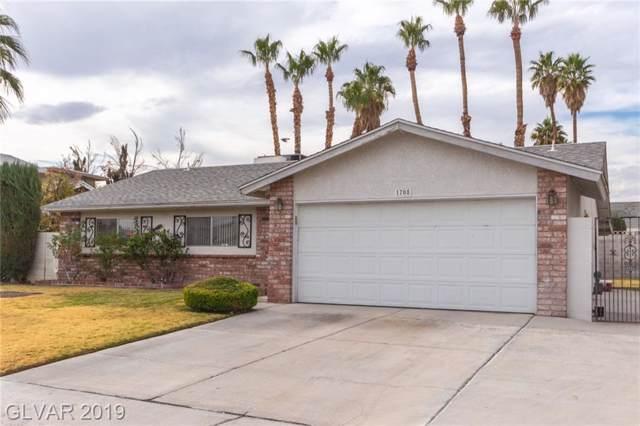 1708 Stoneybrook, Las Vegas, NV 89108 (MLS #2150770) :: Signature Real Estate Group
