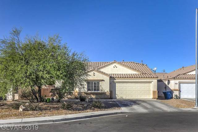 3437 Yountville, North Las Vegas, NV 89032 (MLS #2150813) :: Signature Real Estate Group
