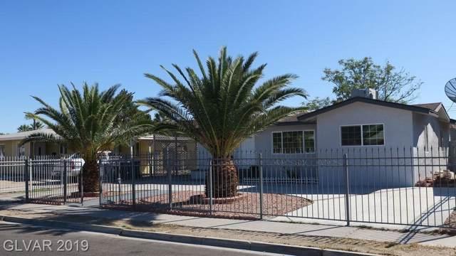1036 Canosa, Las Vegas, NV 89104 (MLS #2150833) :: Hebert Group | Realty One Group