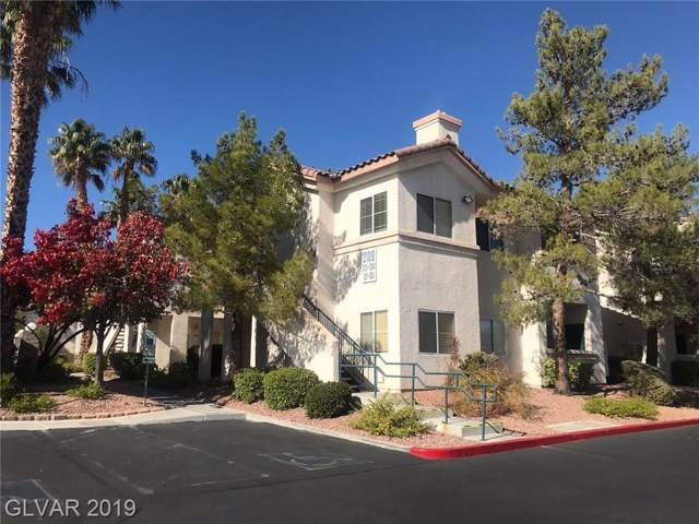 2109 Echo Bay #201, Las Vegas, NV 89128 (MLS #2150857) :: Trish Nash Team