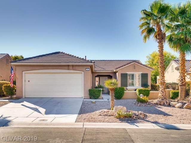 2581 Leighton, Henderson, NV 89052 (MLS #2150909) :: Signature Real Estate Group