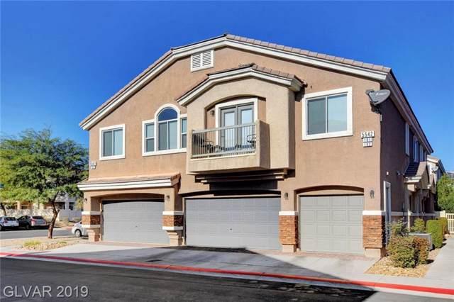 5542 Box Cars #101, Las Vegas, NV 89122 (MLS #2150937) :: Signature Real Estate Group