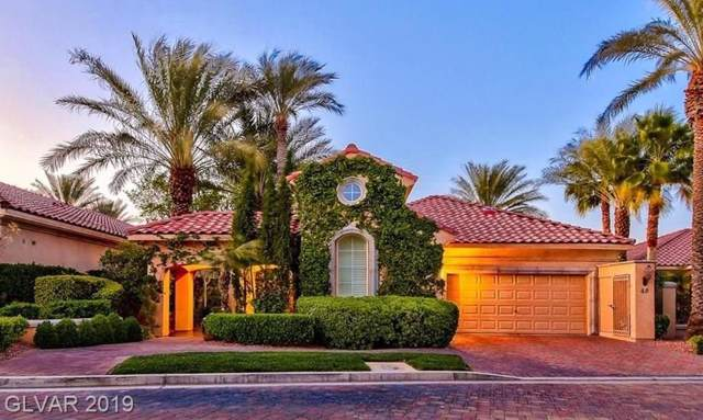 48 Via Paradiso, Henderson, NV 89011 (MLS #2150939) :: Signature Real Estate Group