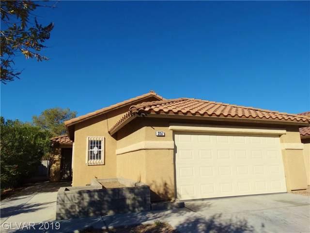 3157 Emerald Creek, Las Vegas, NV 89156 (MLS #2150958) :: Hebert Group | Realty One Group