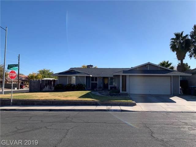 3597 Casey, Las Vegas, NV 89120 (MLS #2150981) :: Signature Real Estate Group