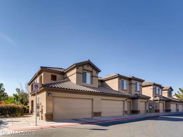 6695 Caporetto Lane, Lane #101, North Las Vegas, NV 89084 (MLS #2151029) :: Billy OKeefe   Berkshire Hathaway HomeServices