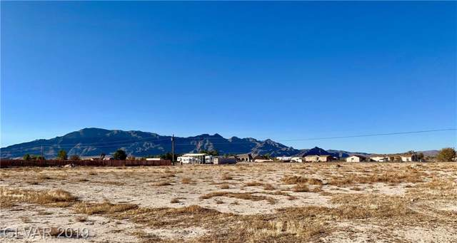 20 W Jarvis, Pahrump, NV 89060 (MLS #2151079) :: Trish Nash Team