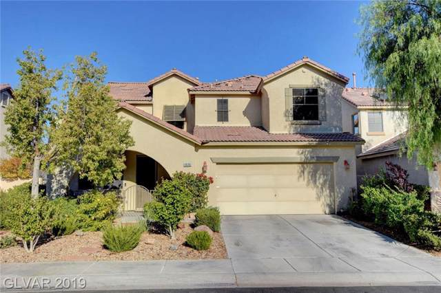 3036 Andretti, Henderson, NV 89052 (MLS #2151095) :: The Snyder Group at Keller Williams Marketplace One