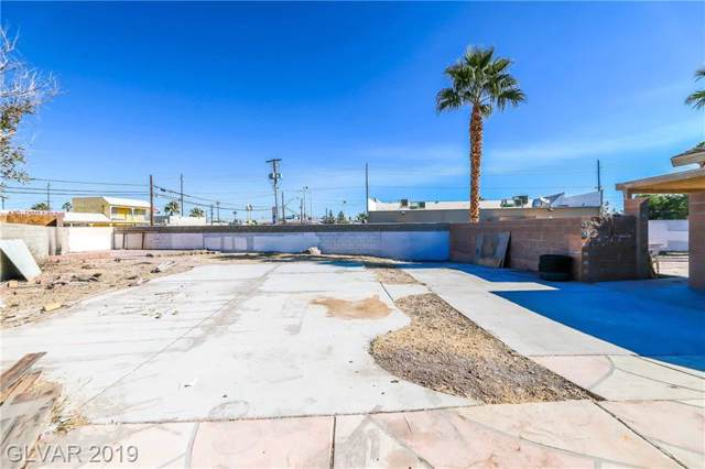 1212 23RD, Las Vegas, NV 89101 (MLS #2151100) :: Signature Real Estate Group