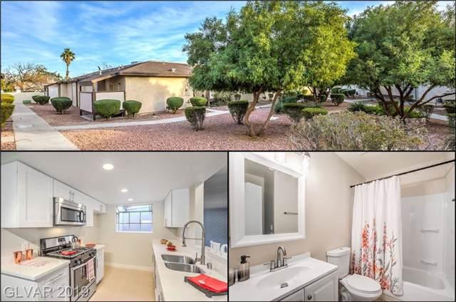 3016 St George F, North Las Vegas, NV 89030 (MLS #2151106) :: Signature Real Estate Group