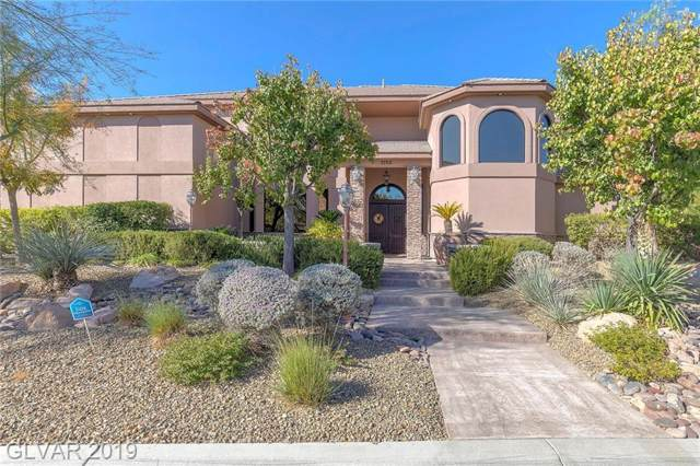 3752 Caesars Circle, Las Vegas, NV 89120 (MLS #2151109) :: Signature Real Estate Group