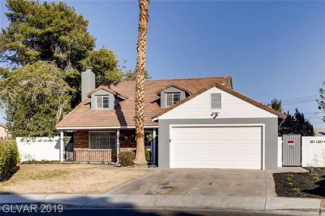 1501 Metropolitan, Las Vegas, NV 89102 (MLS #2151143) :: Hebert Group | Realty One Group