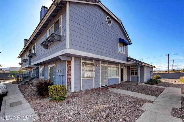 5375 Angler #203, Las Vegas, NV 89122 (MLS #2151292) :: Trish Nash Team