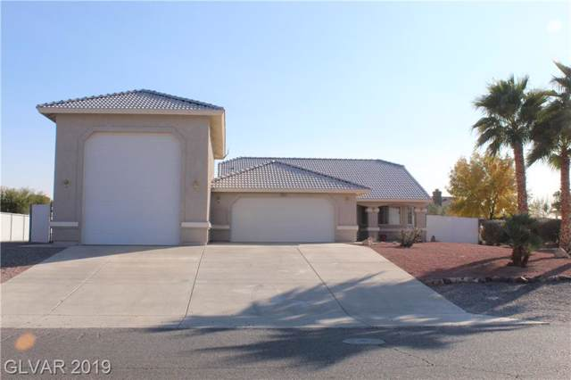 5351 E Grain Mill, Pahrump, NV 89061 (MLS #2151312) :: The Snyder Group at Keller Williams Marketplace One