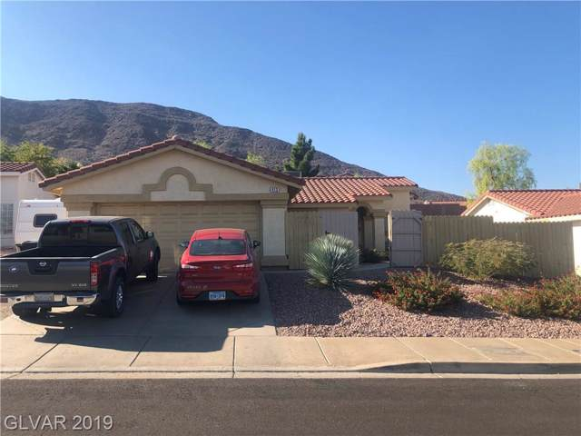 413 S Palegold, Henderson, NV 89012 (MLS #2151331) :: Signature Real Estate Group