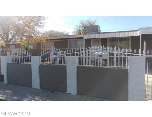 2909 Holmes, North Las Vegas, NV 89030 (MLS #2151432) :: Signature Real Estate Group