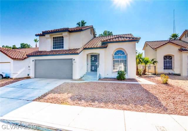 2505 Soldier Creek, Las Vegas, NV 89143 (MLS #2151458) :: Vestuto Realty Group