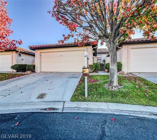 453 Intrepid, Boulder City, NV 89005 (MLS #2151510) :: Signature Real Estate Group