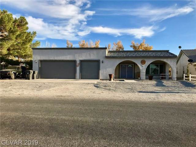 1301 S Comstock, Pahrump, NV 89048 (MLS #2151530) :: The Snyder Group at Keller Williams Marketplace One