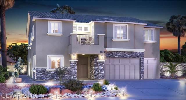 1126 Pandora Canyon, Henderson, NV 89052 (MLS #2151544) :: Signature Real Estate Group
