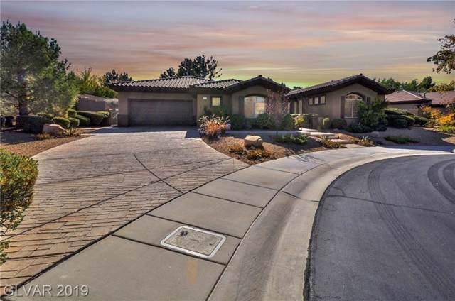 7 Karsten Creek, Henderson, NV 89052 (MLS #2151554) :: Signature Real Estate Group