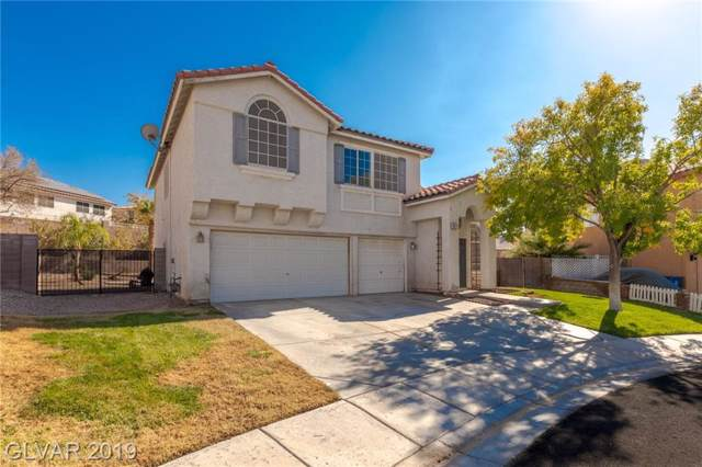 6471 Wild Strawberry, Las Vegas, NV 89142 (MLS #2151573) :: Signature Real Estate Group