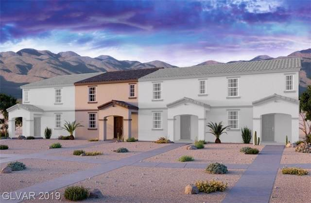 4603 Dover Straight Lot 176, Las Vegas, NV 89115 (MLS #2151621) :: The Snyder Group at Keller Williams Marketplace One