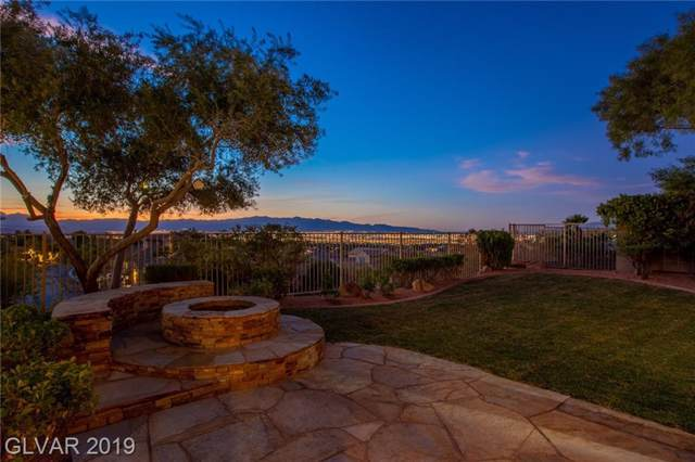 3 Pine Hollow, Henderson, NV 89052 (MLS #2151678) :: Performance Realty
