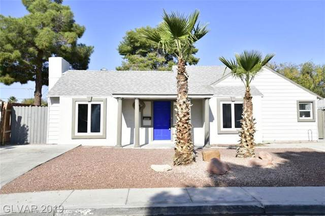 1007 Griffith, Las Vegas, NV 89104 (MLS #2151777) :: Hebert Group | Realty One Group