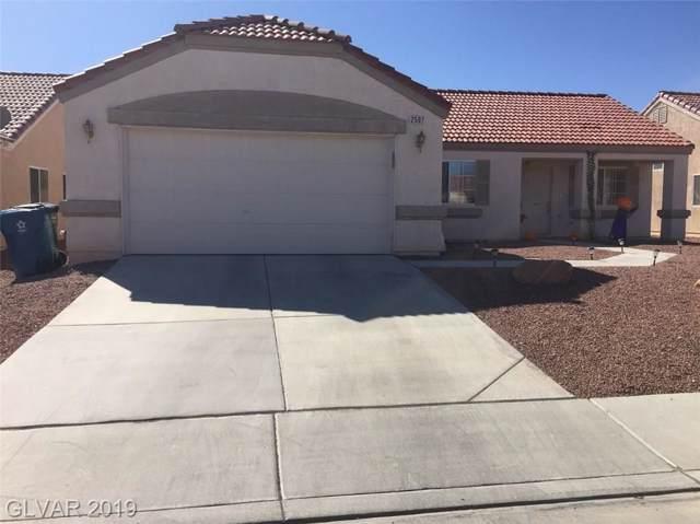 2507 Inlet Spring, North Las Vegas, NV 89031 (MLS #2151924) :: Trish Nash Team