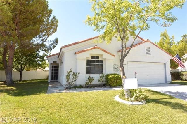 7793 Buckwood, Las Vegas, NV 89149 (MLS #2151956) :: Vestuto Realty Group