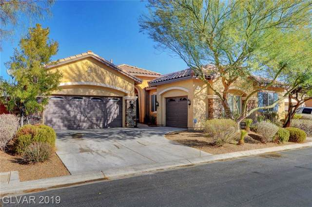 9112 Sage Thicket, Las Vegas, NV 89178 (MLS #2152042) :: The Snyder Group at Keller Williams Marketplace One
