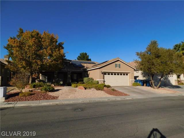 9212 Sailing Water, Las Vegas, NV 89147 (MLS #2152050) :: The Snyder Group at Keller Williams Marketplace One