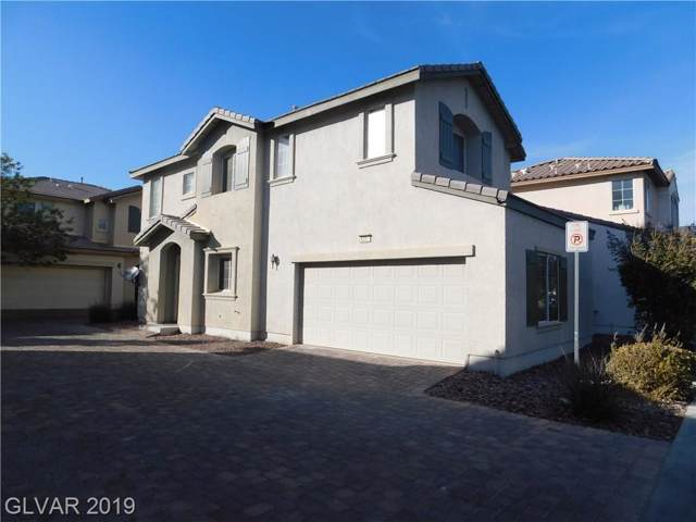 6251 Blushing Willow, North Las Vegas, NV 89081 (MLS #2152058) :: Signature Real Estate Group